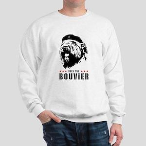 Obey the Bouvier! Sweatshirt