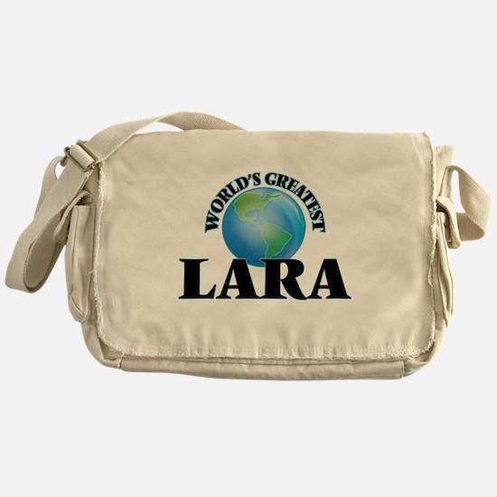 World's Greatest Lara Messenger Bag