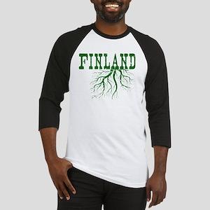Finland Roots Baseball Jersey
