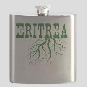 Eritrea Roots Flask