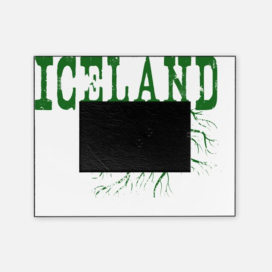 Iceland Roots Picture Frame