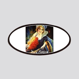mary pickford Patches