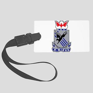 505_parachute_infantry_regiment. Large Luggage Tag