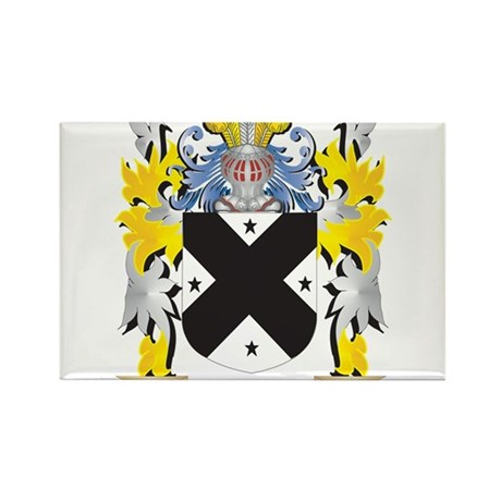 Chretinat Coat of Arms - Family Crest Magnets