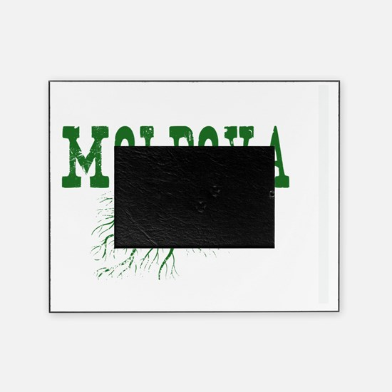 Moldova Roots Picture Frame