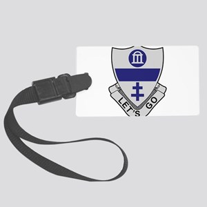 325th Infantry Regiment Large Luggage Tag