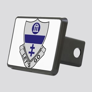 325th Infantry Regiment.pn Rectangular Hitch Cover