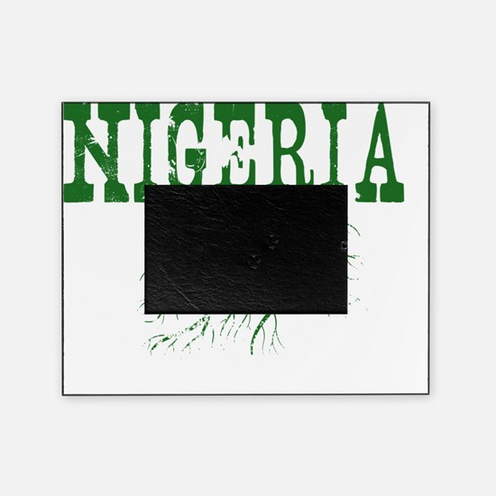 nigeria roots Picture Frame