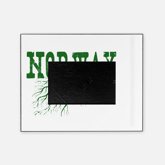 Norway Roots Picture Frame
