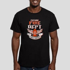 Future Fire Dept And Firefighter T Shirt T-Shirt
