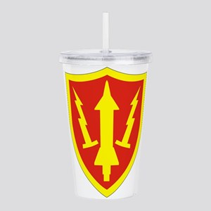 Army Air Defense Comma Acrylic Double-wall Tumbler
