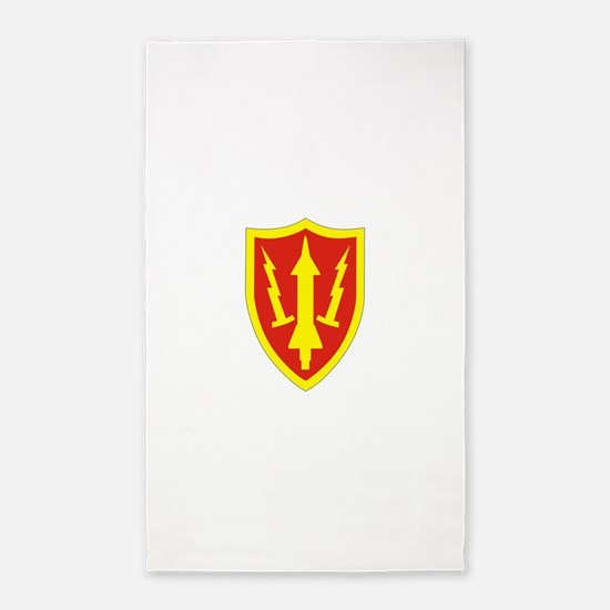 Army Air Defense Command.png 3'x5' Area Rug