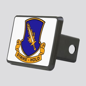 504th Parachute Infantry R Rectangular Hitch Cover