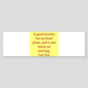 laotzu1 Sticker (Bumper)
