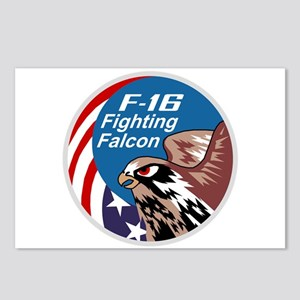 fighting_falcon Postcards (Package of 8)