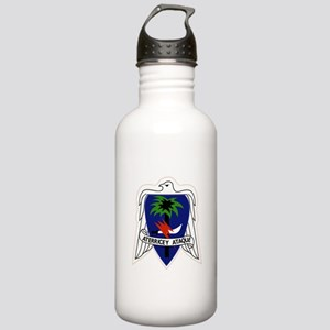551st Airborne Infantr Stainless Water Bottle 1.0L