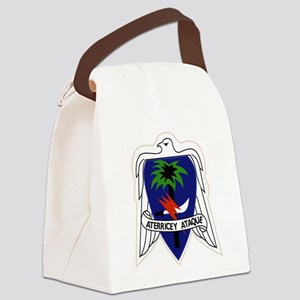 551st Airborne Infantry Regiment Canvas Lunch Bag