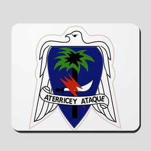 551st Airborne Infantry Regiment Militar Mousepad