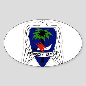 551st Airborne Infantry Regiment Military. Sticker