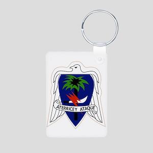 551st Airborne Infantry Regiment Militar Keychains