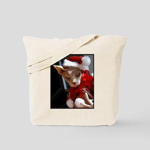 xmas_cat Tote Bag