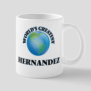 World's Greatest Hernandez Mugs