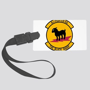 8th_Fighter_Squadron Large Luggage Tag