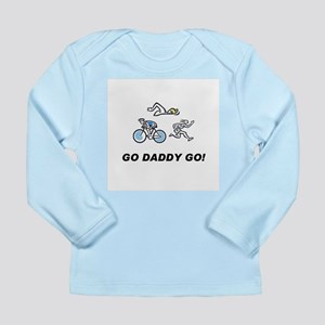 Go Daddy Go! Long Sleeve T-Shirt