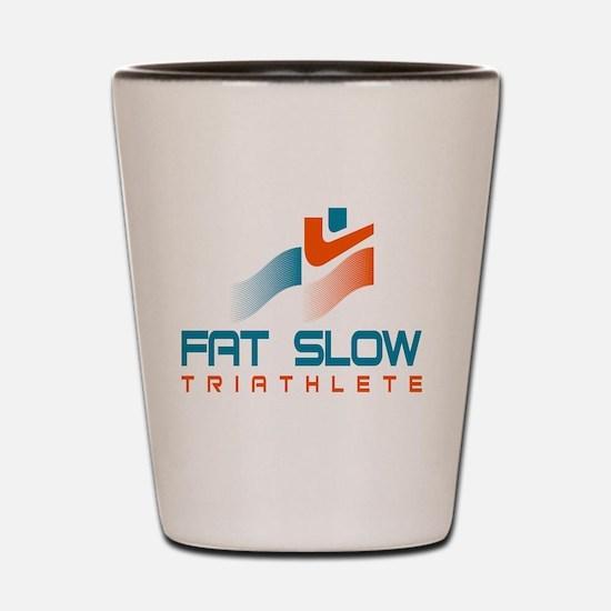 FST LOGO 2 Shot Glass