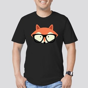 Hipster Red Fox T-Shirt