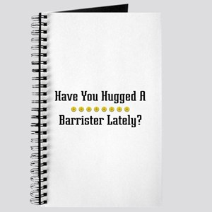 Hugged Barrister Journal
