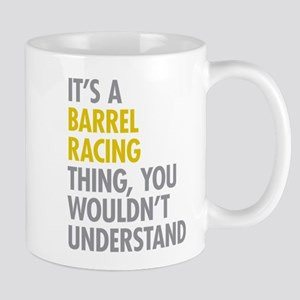 Barrel Racing Thing Mug