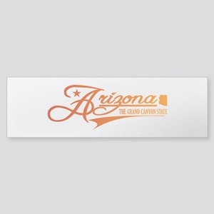 Arizona State of Mine Bumper Sticker