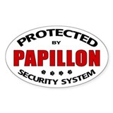Papillon Stickers