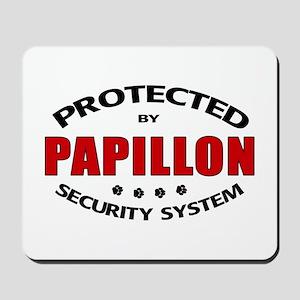 Papillon Security Mousepad