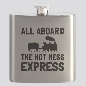 Hot Mess Express Flask
