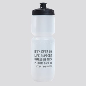Life Support Reboot Sports Bottle