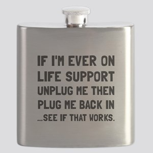 Life Support Reboot Flask