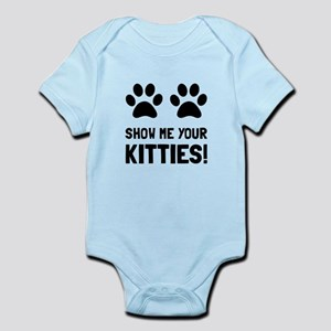 Show Me Your Kitties Body Suit