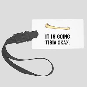 Tibia Okay Luggage Tag