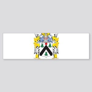 Christal Coat of Arms - Family Cres Bumper Sticker