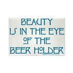 Beauty is in the Eye of the Beer Holder Rectangle