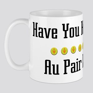 Hugged Au Pair Mug
