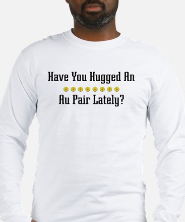 Hugged Au Pair Long Sleeve T-Shirt