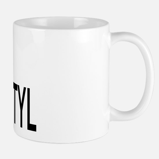 I Love Pterodactyl Mug