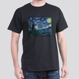 VanGogh-starry_night_ballance1 T-Shirt