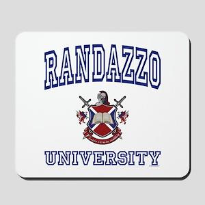 RANDAZZO University Mousepad