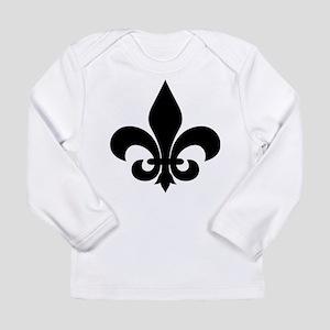 fleur-de-lis new size Long Sleeve T-Shirt