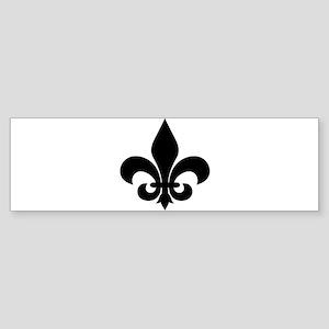 fleur-de-lis new size Bumper Sticker