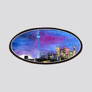 TorontoToronto Skyline at Night Patches